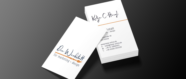 Umsetzung von Grafikdesign-Projekten und Marketing-Beratung